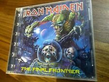 IRON MAIDEN - The Final Frontier CD 2010