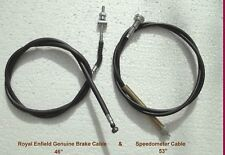 Royal Enfield Bikes / Motorcycles Speedometer Cable Front Brake Cable