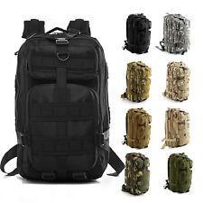 30L Sac à dos Armée Militaire randonnée tactique alpinisme étanche Camping