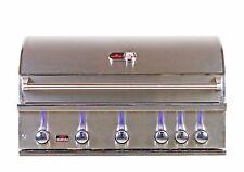 Bonfire 5 Burner Prime 500 Ng Ss Drop-in Built-in Bbq Grill Cbb500Ng