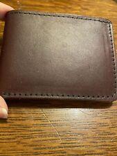 Tript Leatherworks Brown Wallet