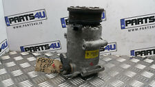 2012 FORD FOCUS 1.6 PETROL AIRCON AC A/C PUMP COMPRESSOR AV6119D629CA