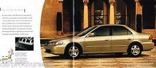 1998 HONDA Brochure/Pamphlet:CIVIC,ACCORD,PRELUDE,PASSPORT,CR-V,ODYSSEY,V6,LX,SH