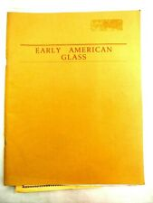 Early American Glass Arman Absentee Auctions 88 Page Catalog Oct.1989