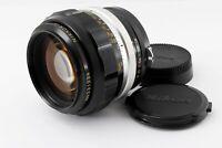 [N.Mint] Nikon Auto Nikkor-H 85mm f1.8 non AI MF Portrait Lens Japan #766917