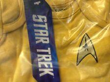Star Trek Uniform Baby One-piece