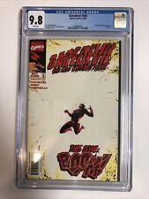 Daredevil (1998) # 380 (CGC 9.8 WP)   Last issue !