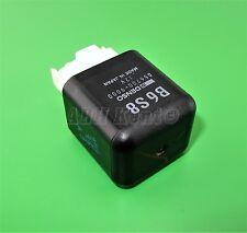 459-Mazda 2 3 6 5 RX7 Premacy 4-PIN Black Relay B6S8 Denso 056700-9000 Japan 12V