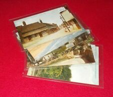 More details for various vintage topographical uk postcards - select postcard