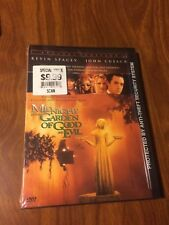 New Midnight in the Garden of Good and Evil (DVD, 1998, Special Edition)