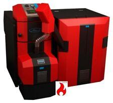 Attack Pelletanlage 30 Plus Automático con Quemador de Pellets Caldera Biomasa