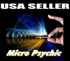 MICRO PSYCHIC PK NUT OFF BOLT MAGIC TRICK EXTRA BATTERY & MAGNET FREE SHIPPING