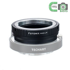 M42-LM Adapter for M42 Lens to Leica M L/M M9 M8 M7 M6 M5 for TECHART LM-EA 7