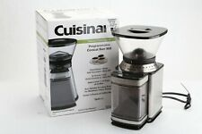 Cuisinart-Programmable Conical Burr Mill-Model DBM8 Coffee Grinder