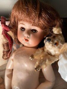 Antique French Doll ~Adorable Rare Leconte