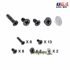 One Set 31pcs Full Replacement Parts Screws For Nintendo Switch Game Console NS