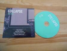 CD Jazz Collapse - Bal Folk (11 Song) Promo IGLOO REC