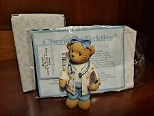 """Cherished Teddies Paula Nurse/Doctor """"Helping Others Is The Best Part Of My Job"""""""