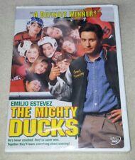 Disney The Mighty Ducks (DVD Emilio Estevez BRAND NEW SEALED