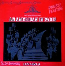 AN AMERICAN IN PARIS / LES GIRLS - MGM DOUBLE FEATURE - U.K. LP