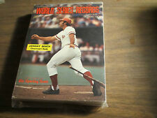 SPORTING NEWS  WORLD SERIES RECORDS 1903-1976 -JOHNNY BENCH  COVER