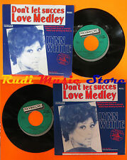 "LP 45 7"" Lynn White do not let succes Love... 1987 EEC panarecord CD MC dvd"