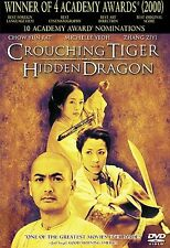 Crouching Tiger, Hidden Dragon (Dvd, 2001, Special Edition) Ships in 24 hrs!