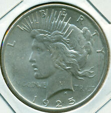 1925-P PEACE DOLLAR, BRILLIANT UNCIRCULATED, GREAT PRICE!