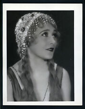 GEORGEOUS YOUNG SALLY O'NEIL - OVERSIZE 11X14 DBLWT N MINT- PHOTO BY LOUISE  SIL