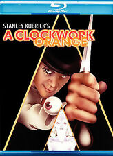 A Clockwork Orange (Blu-ray Disc, 2007, Special Edition)