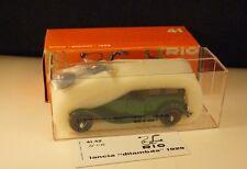 Rio 41 Lancia dilambda 1929 neuf en boite 1/43