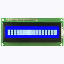Blue LCD Display Module 1601 16X1 Character LCM STN SPLC780D / KS0066 New