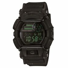 Casio G-shock GD-400MB-1ER Mens Black World Time Stopwatch Watch