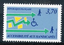 STAMP / TIMBRE FRANCE NEUF** N° 2536 HANDICAPES