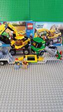 Lego 4203 city complete set incl alle figuren en instructie