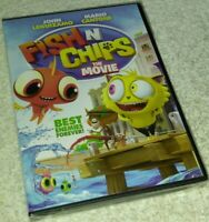 Fish and Chips The Movie  Dvd brand new