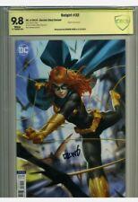 Batgirl 32 Variant - CGC 9.8 SS - Signed by Derrick Chew - Batman Joker - DC