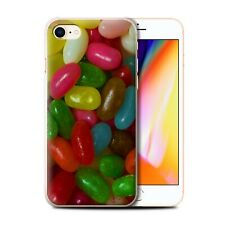 eSwish Phone Case/Back Cover for Apple iPhone SE 2020 /Sweets & Candy
