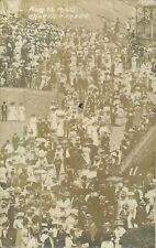 More details for ilfracombe church parade august 16 c1908 real photo local photo