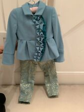 i pinco pallino Designer Jacket & Pants 2 Piece Set 4 Yrs