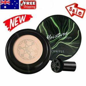 Air Cushion Mushroom Head CC Cream Concealer Moisturizing Makeup BB Foundation~M
