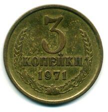 RUSSLAND: 3 Kopeken 1971