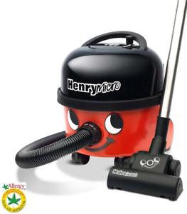 Henry Micro Vacuum Cleaner with Hairo Brush HVR200M-11