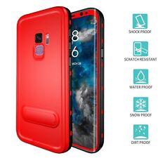 Waterproof Galaxy S9 Plus Case | Shockproof Full Body Built-in Screen Protector