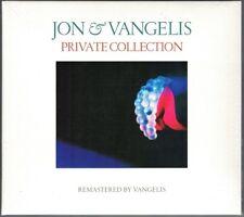 Jon & Vangelis: private collection Italian song Deborah Horizon Polonaise CD nuevo