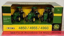 Ertl John Deere 4850 4955 4960 1/64 diecast farm tractor replica collectible