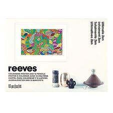 Reeves Ultime Zen 114 x 79cm à colorier En Affiche Artisanat Art