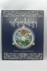 WIZARDOLOGY THE BOOK OF THE SECRETS OF MERLIN HARDCOVER
