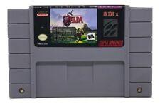 8 in 1 Multicart Super Nintendo SNES Zelda Secret of Mana 1 2 Chrono Trigger