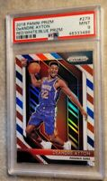 2018-19 Panini Red White Blue Prizm #279 DeAndre Ayton Suns RC Rookie PSA 9 MINT